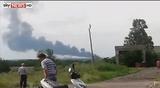 ИноСМИ: первые версии крушения самолета над Украиной (ФОТО)