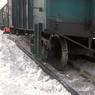 В Самарской области сошли с рельсов 16 вагонов