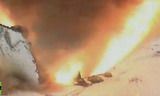 Появилось видео испытательного пуска ракеты «Авангард»