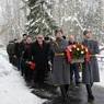 В Москве возложили цветы к могиле легендарного разведчика Исхака Ахмерова