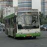 В Сочи два автобуса столкнулись на остановке
