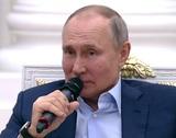 "Путин пошутил про ""еще один дворец"""