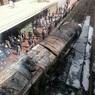 Причиной катастрофы на вокзале в Египте названа ссора двух машинистов