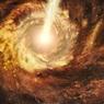 Астрономы обнаружили странный ритмичный сигнал из далекой галактики