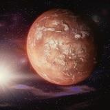 В NASA зафиксировали мощнейшее свечение на Марсе