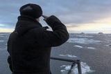 Татарстанские судостроители заложили ракетный корабль «Туча»