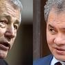 Шойгу обсудил ситуацию на Украине с министром обороны США