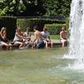 Водоканал усиливает контроль над фонтанами накануне Дня ВДВ