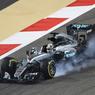 Формула-1: Льюис Хэмилтон бьет рекорд круга трассы в Бахрейне
