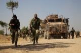 Минобороны показало карту с расстановкой сил в Сирии