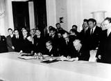 Стал известен пункт, который Япония не захотела включить в договор с СССР