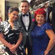 Королева с мамой Людой с благодарностью покинули Первый канал