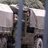 Погранслужба Украины заявляет о задержании машин с оружием из РФ
