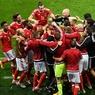 ЕВРО-2016: Валийские драконы продолжают жечь