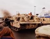 В Европе танки грохотали...