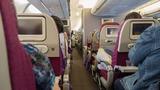 Самолёт экстренно сел в Волгограде из-за закурившего пассажира