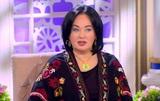 Лариса Гузеева объявила о твердом намерении худеть