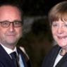 Олланд и Меркель проведут двустороннюю встречу по итогам переговоров