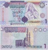В России напечатаны 400 млн динаров для Ливии