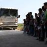 Пентагон начал подготовку миграционных лагерей на военных базах в США