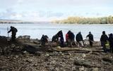 Археологи подняли со дна Дуная сокровища потерпевшего крушение корабля