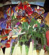 В Музее Москвы открылась выставка работ художников и скульпторов, посвященных столице
