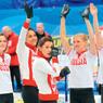 Российская женская сборная вышла в плей-офф Чемпионата Мира по керлингу