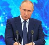 """""""Разрешение от народа есть"""": Путин ответил на вопрос о переизбрании"""