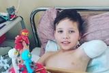 Волгоградский мальчик, который лишился ног и руки в жутком ДТП, мечтает о современных протезах