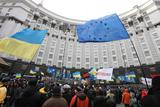 Милиция штурмует блокпосты в Киеве – заявляет оппозиция