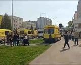 В казанской гимназии произошла стрельба: почти два десятка погибших и пострадавших