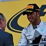 Хэмилтон: Было ощущение, что Россия проводит Формулу-1 уже не в первый раз