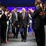 Президент РФ приступил к 13-й в своей карьере масштабной конференции со СМИ
