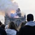 """Министр культуры Франции о пожаре в Нотр-Дам: """"Ситуация всё ещё сложная"""""""