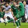 Дубль Уолтерса выводит Ирландию на ЕВРО-2016
