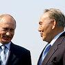Путин созвонился с Назарбаевым и обсудил встречу в Минске
