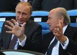 Президент ФИФА: ЧМ-2018 поможет стабилизировать ситуацию в России