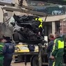 Спровоцировавший ДТП на Новинском бульваре автомобиль нарушал скорость 400 раз с начала года