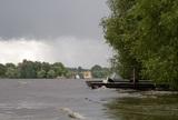 Рыбинское водохранилище спустят из-за аварии