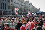 Белоруссия продолжает протестовать и в день рождения Лукашенко