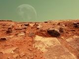 Ученые нашли материал, который сделает Марс обитаемым