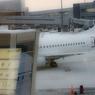 Почти десяток рейсов задержан и еще 20 отменены в столичных аэропортах