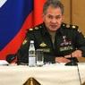 Шойгу рассказал об итогах военного присутствия РФ в Сирии