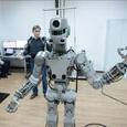 """Робот """"Федор"""" двоечник и больше в космос не полетит"""