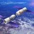 """Китайские корабль """"Тяньчжоу-1"""" и лаборатория """"Тяньгун-2"""" состыковались в космосе"""