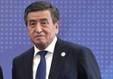 Президент Киргизии прилетел на парад, но парада так и не увидел - улетел на самоизоляцию
