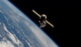 Опубликованы фото стыковки российского космического грузовика «Прогресс-70» с МКС
