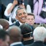 Билл Клинтон затроллил Барака Обаму в Твиттере (ФОТО)
