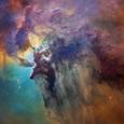 «Хаббл» показал «огонь и ярость» рождения звезд