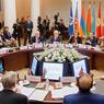 В Санкт-Петербурге проходит пленарное заседание МПА СНГ
